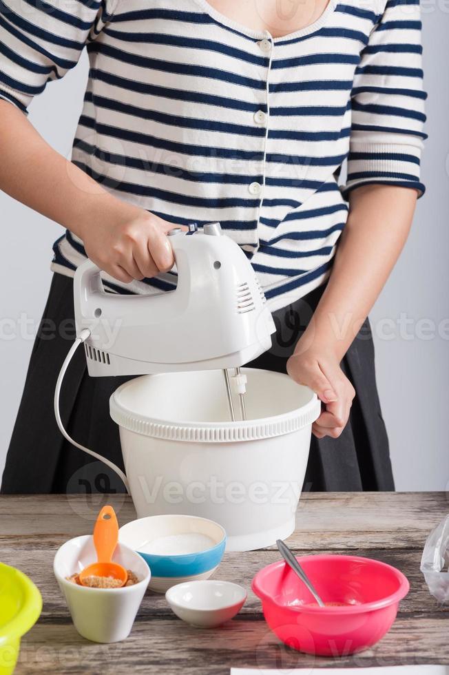 cozinhando foto