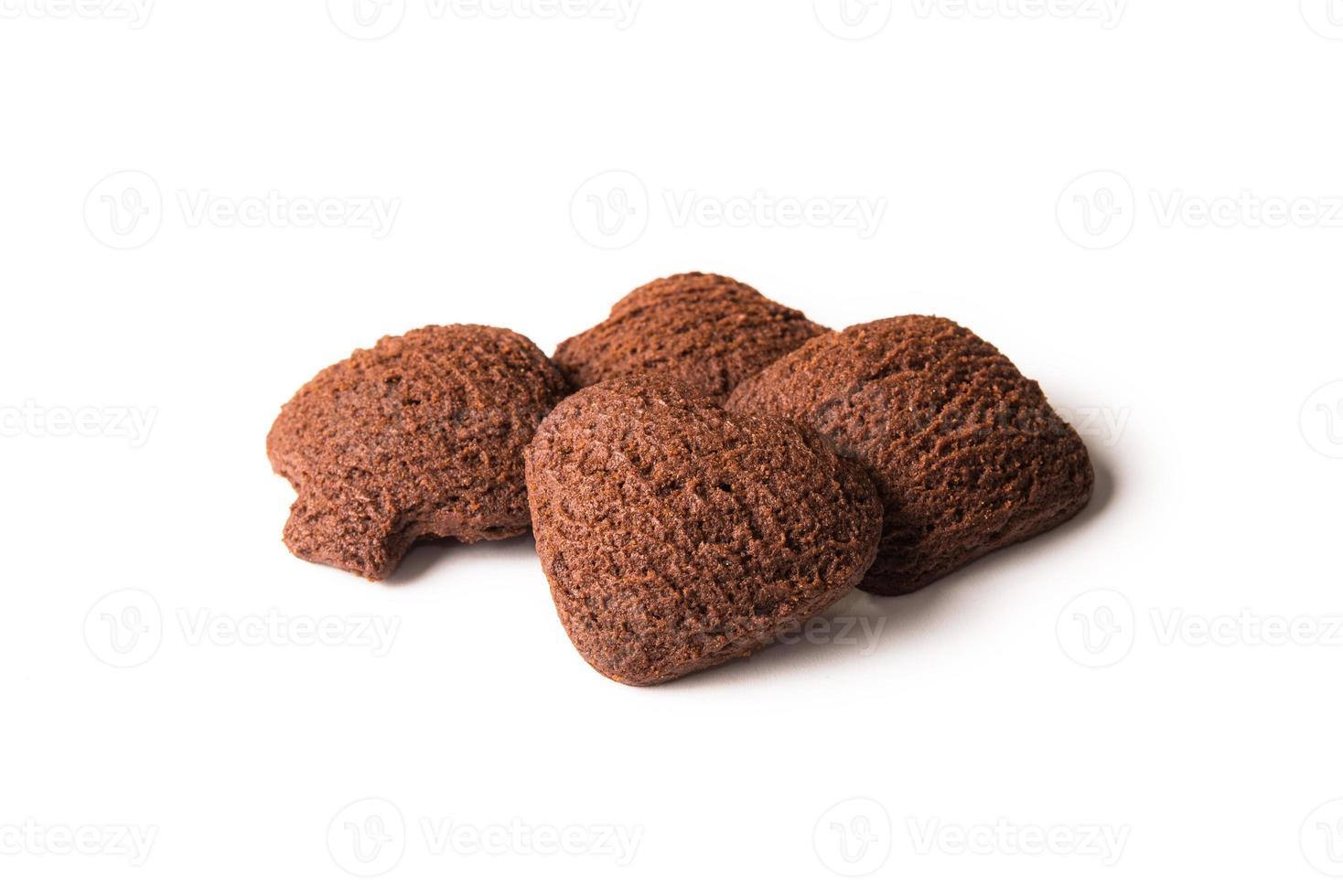 Biscoitos assados foto