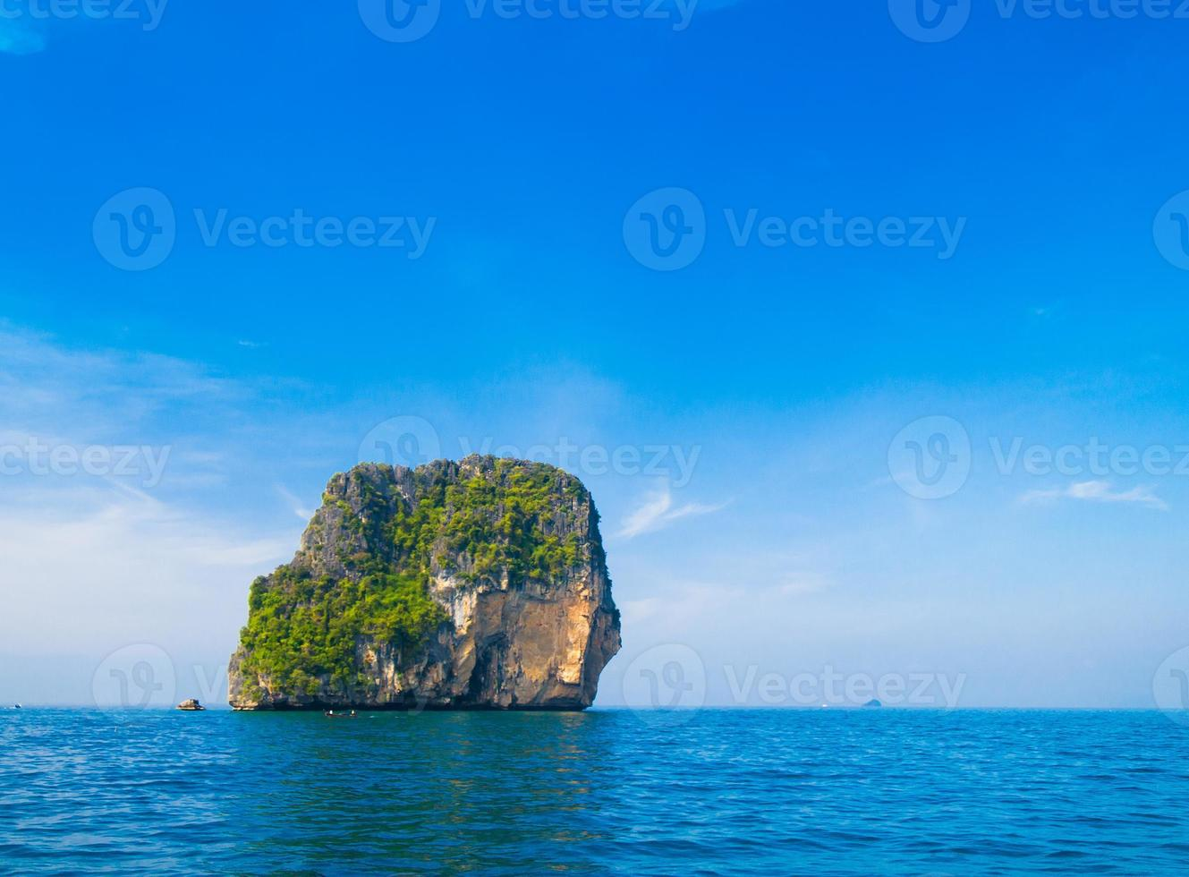 paisagem da água foto