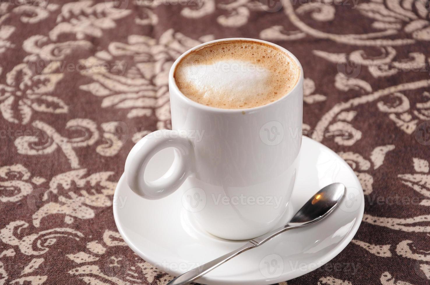 chá da índia foto