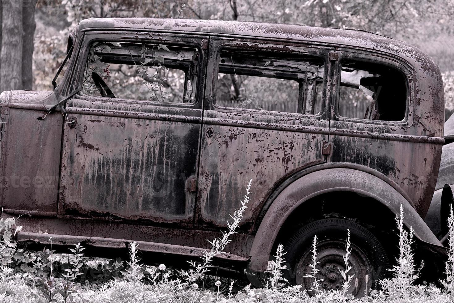 clássico ford carro cedo foto