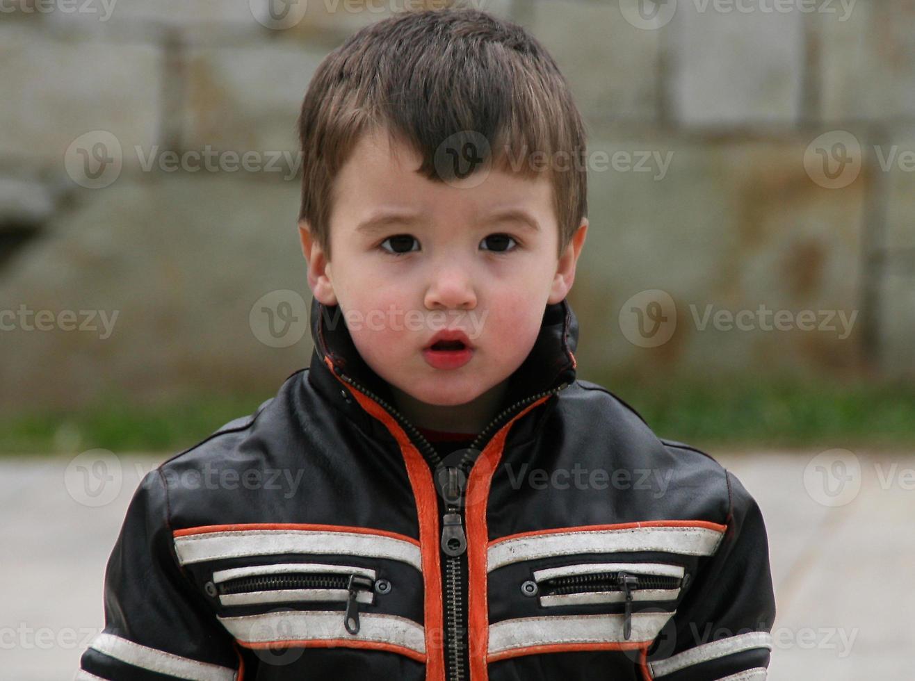 motocicleta bebê foto