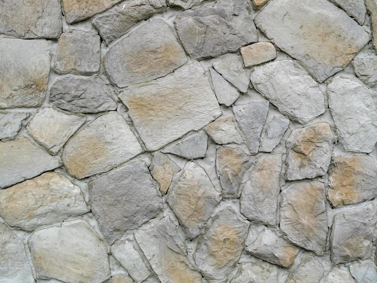 parede de pedra foto