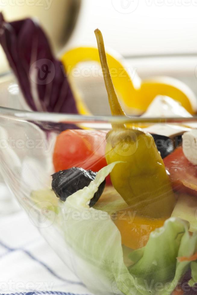 salada fresca foto