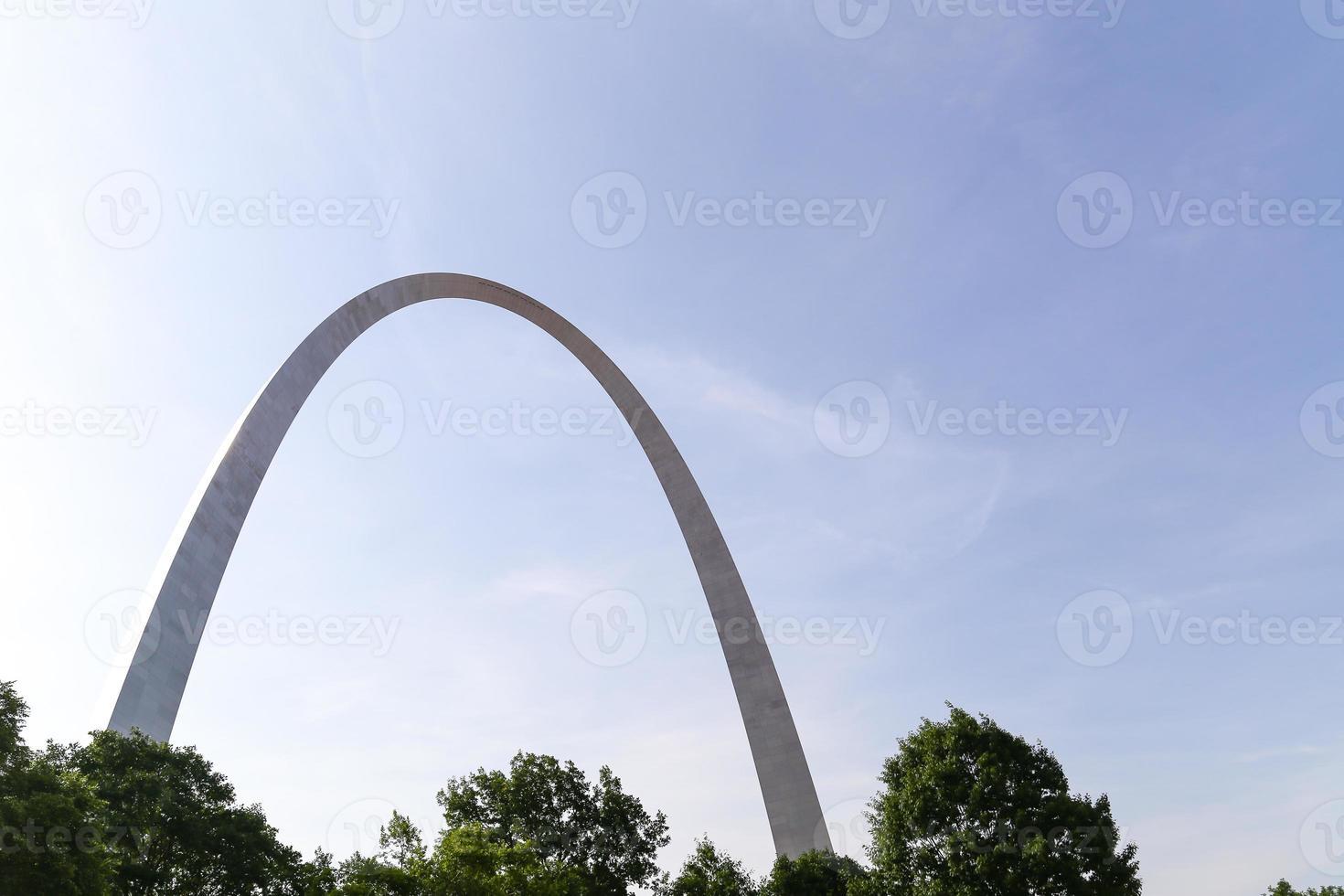 o arco do gateway foto