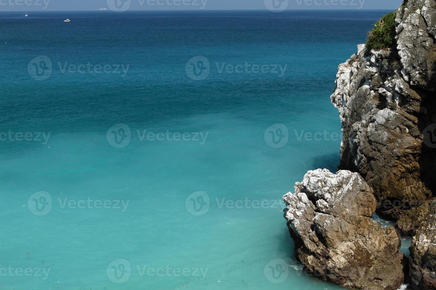 mar de verão foto