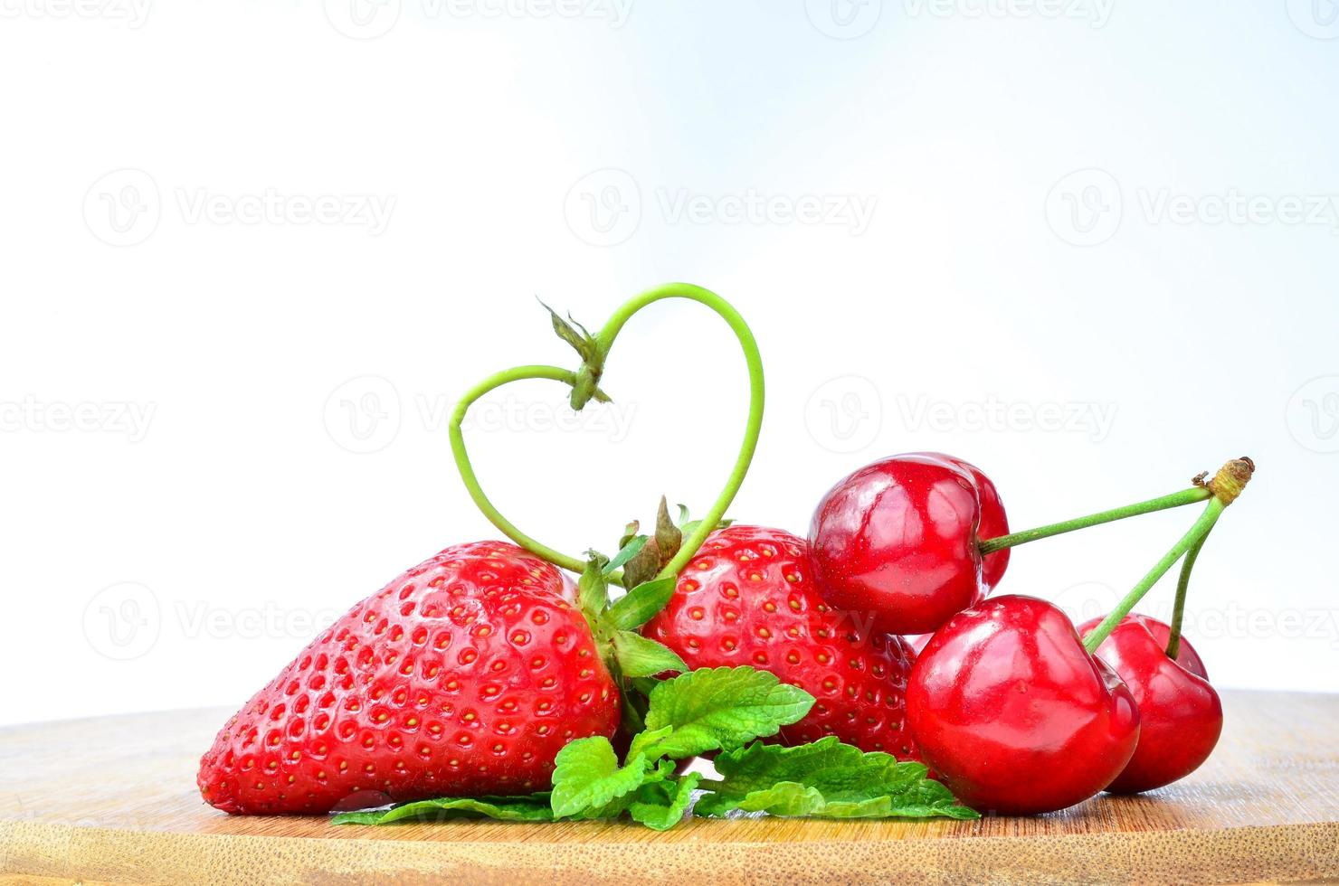 frutas da primavera foto
