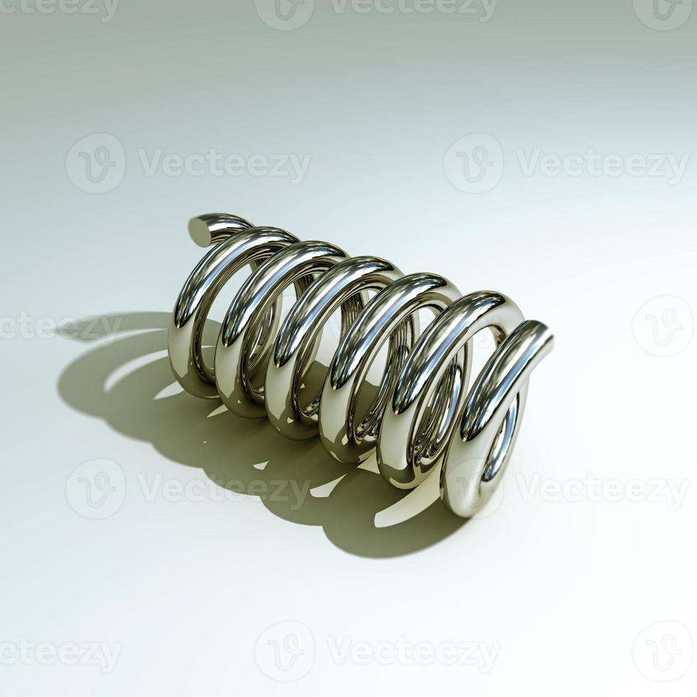 mola de metal foto