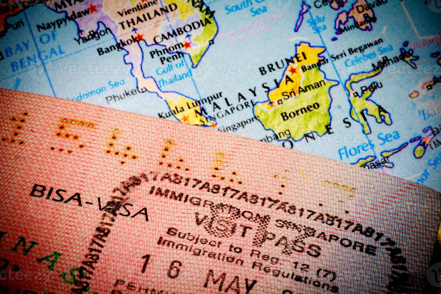 viagem cingapura foto