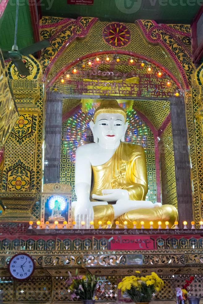 Birmania Budda foto