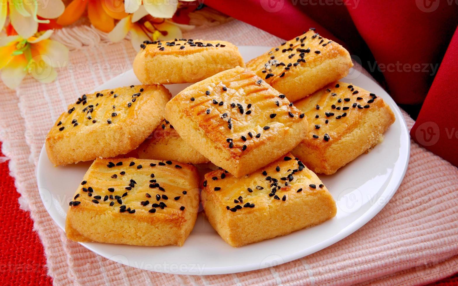 biscoitos nigella foto