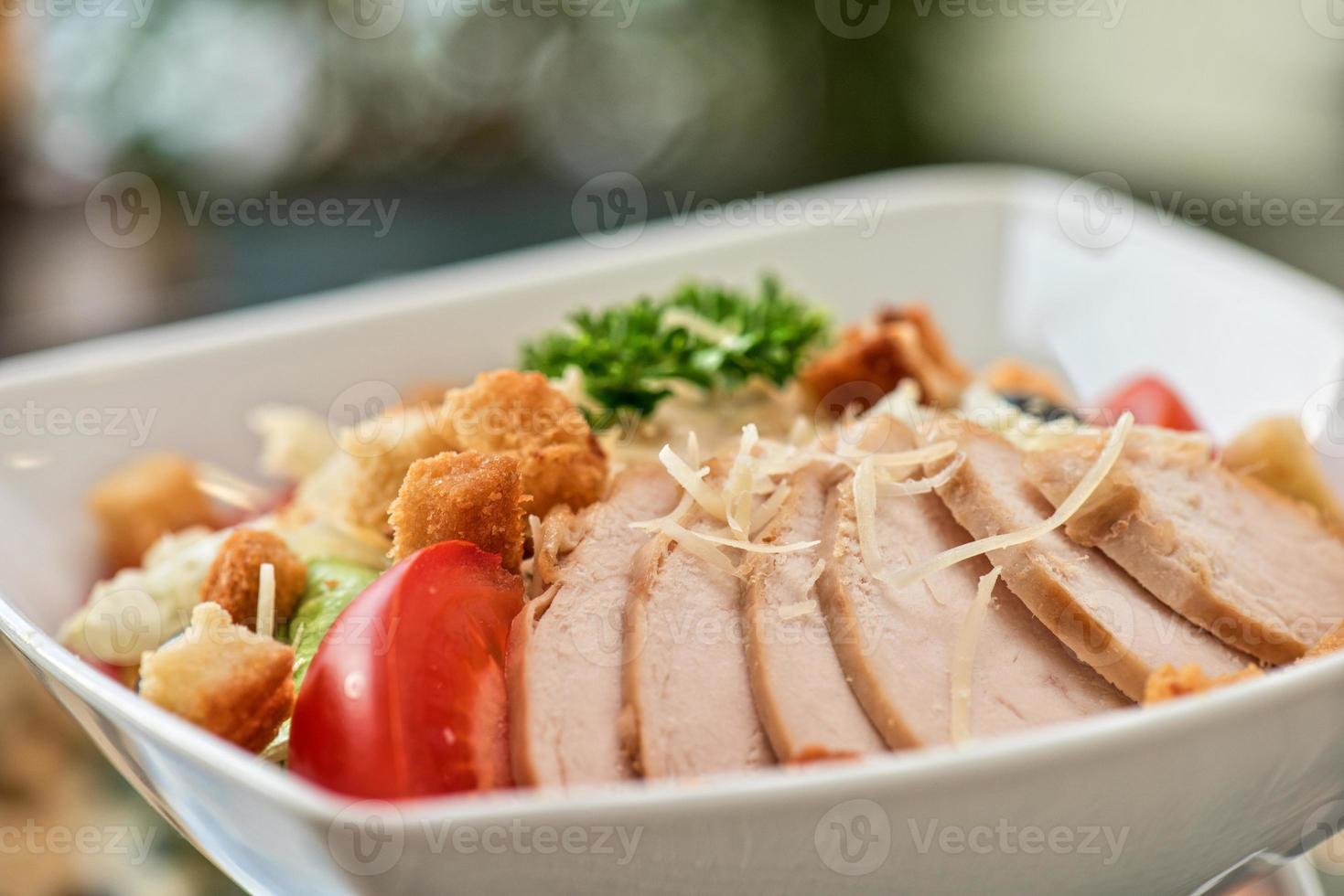 salada saborosa foto