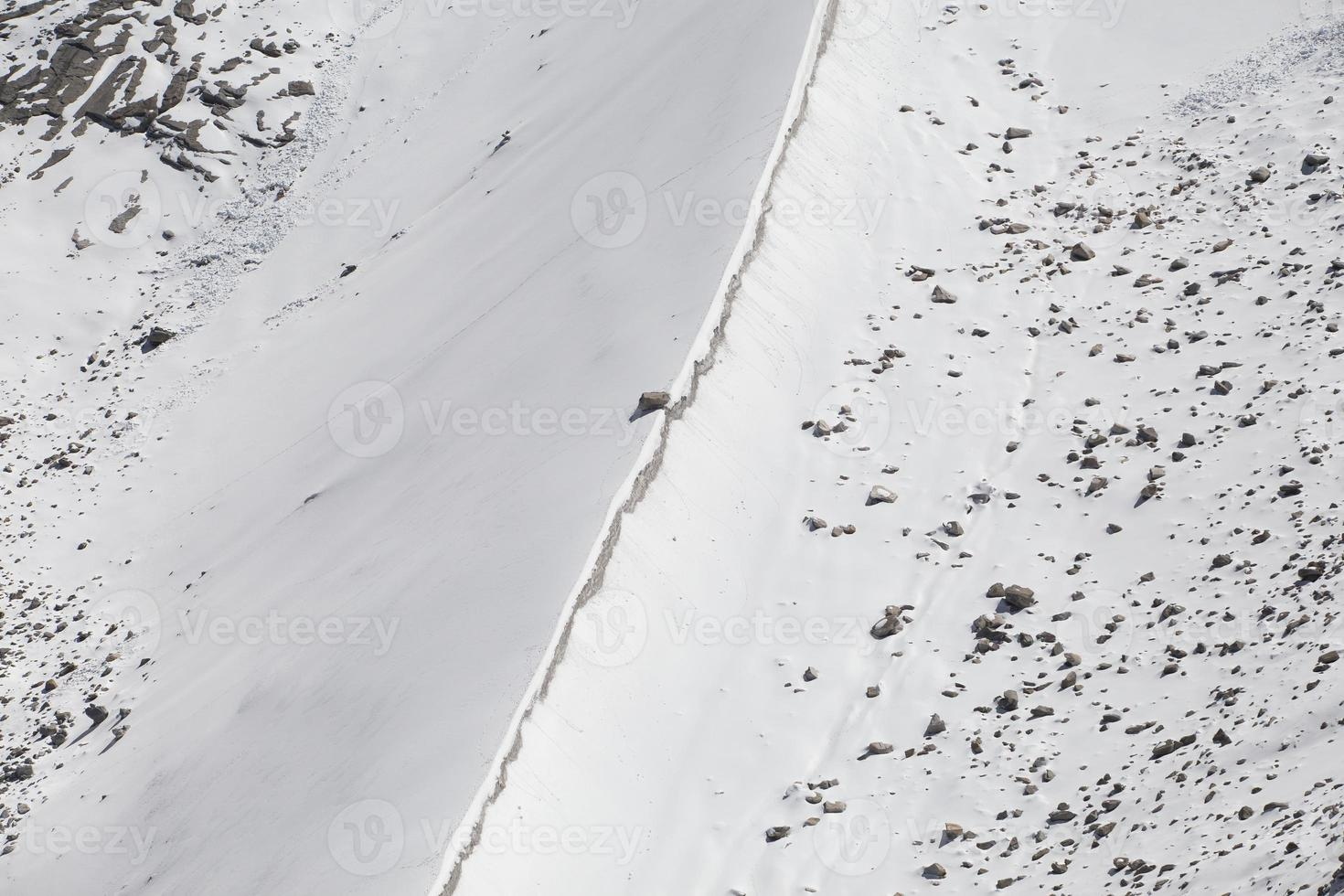 paisagem do Himalaia foto