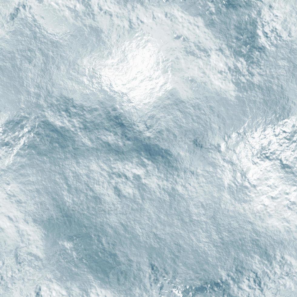 textura de gelo sem costura, fundo de inverno foto