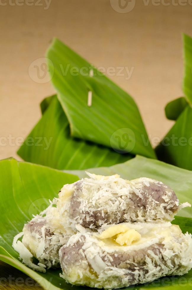 sobremesa tailandesa foto