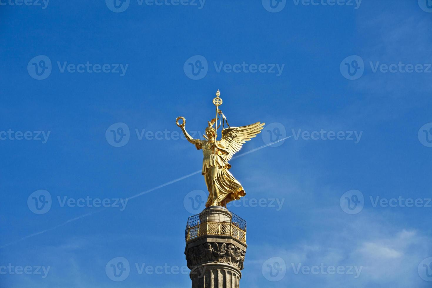 coluna da vitória, berlim foto