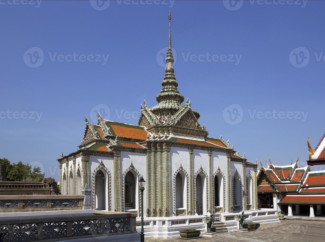 palácio real em bangkok foto