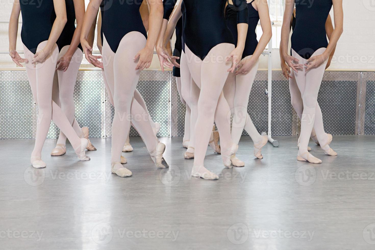bailarinas dançando foto