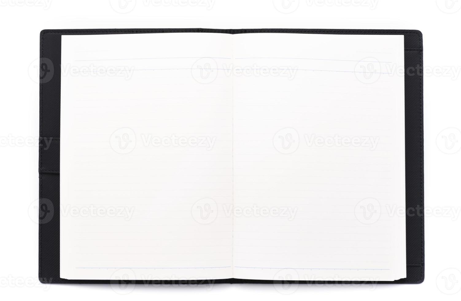 caderno. foto