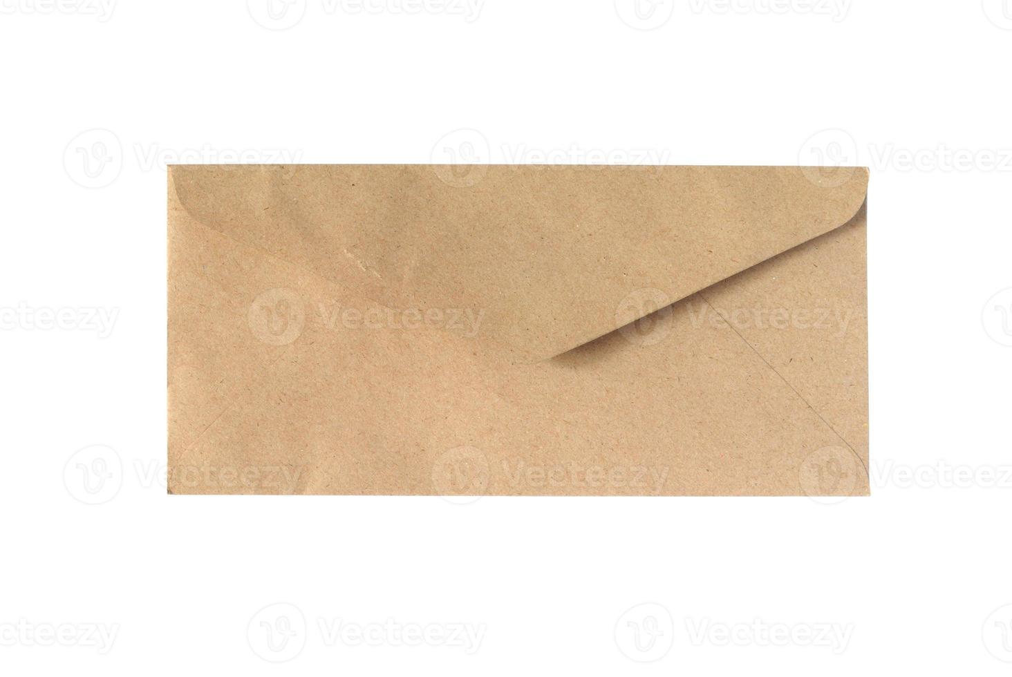 envelope marrom foto
