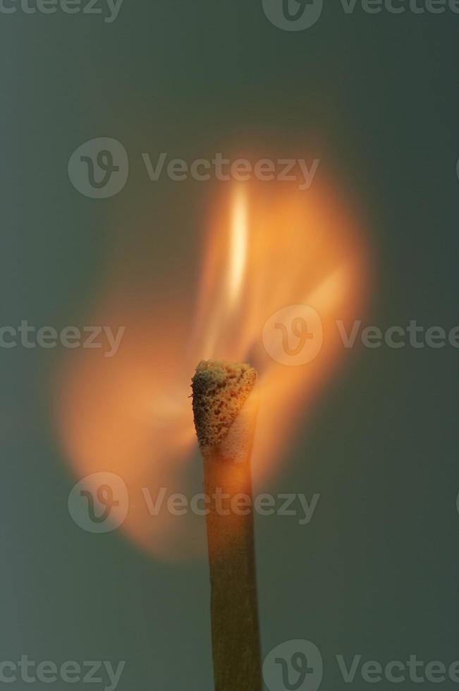 fogo - partida foto