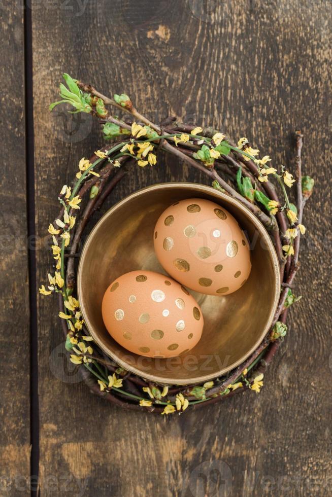 ovos de ouro foto