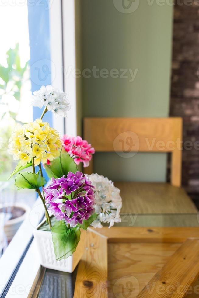 flor decorativa foto