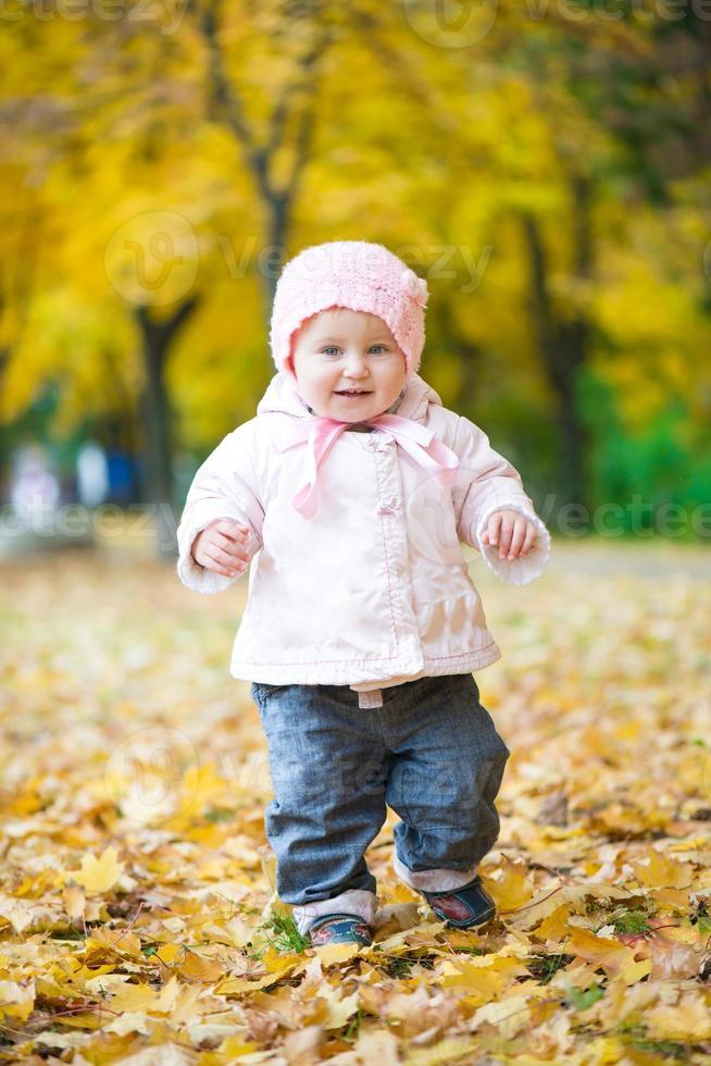 bebezinho no parque foto