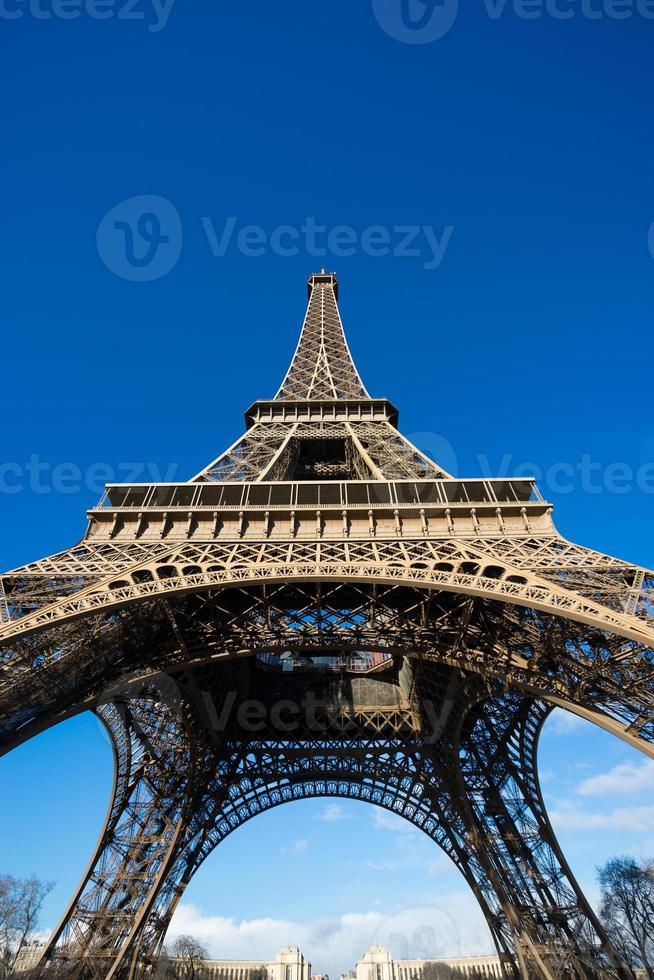 Torre Eiffel, Paris, França. foto