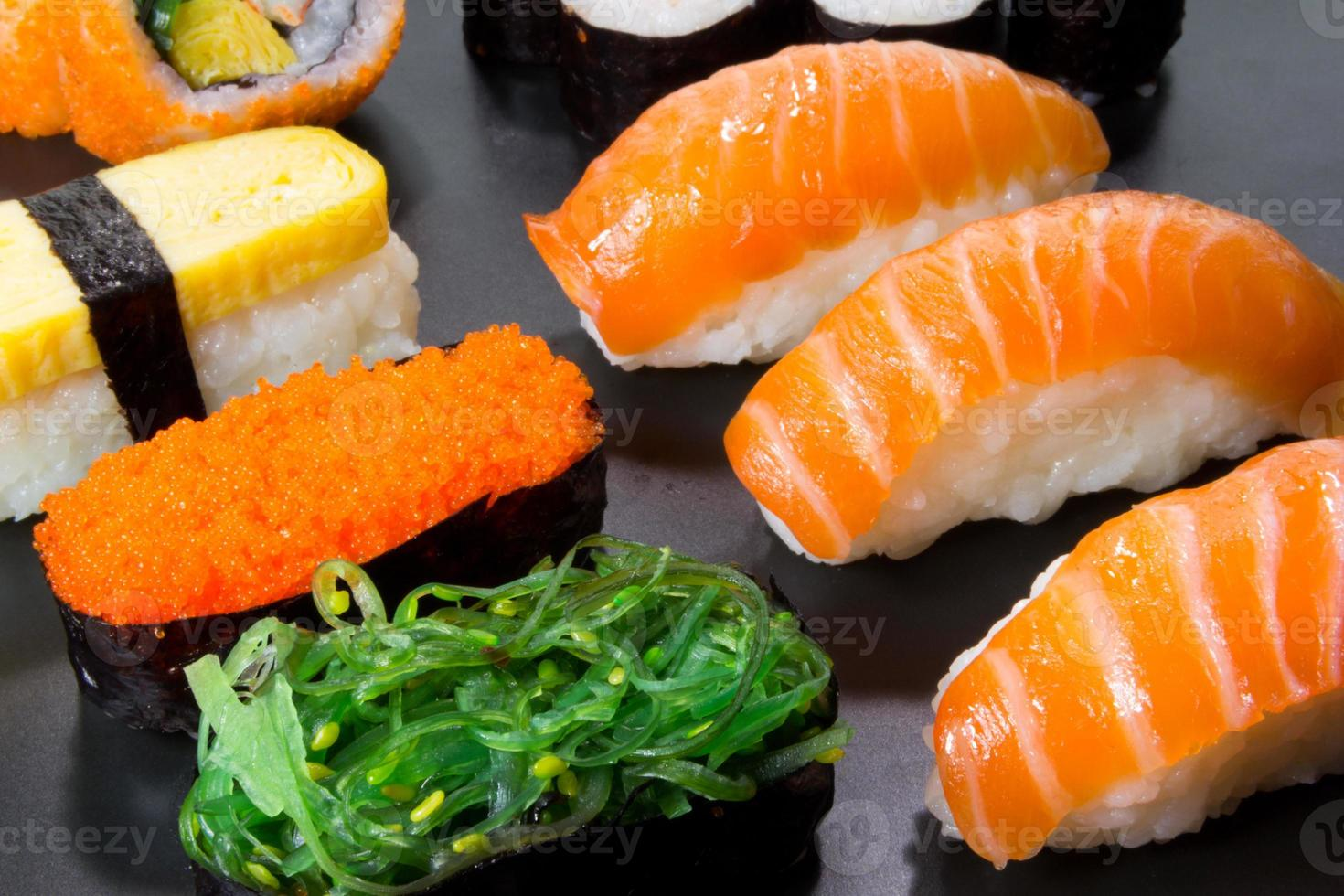 sushi nigiri foto