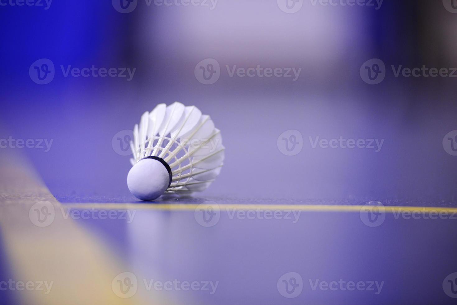 Quadra de badminton foto