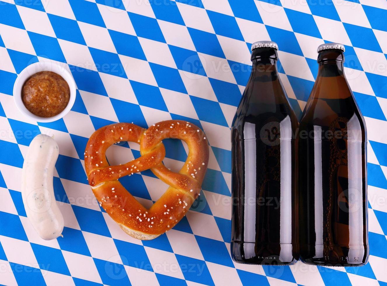 eu amo cerveja - conceito de oktoberfest de munique foto