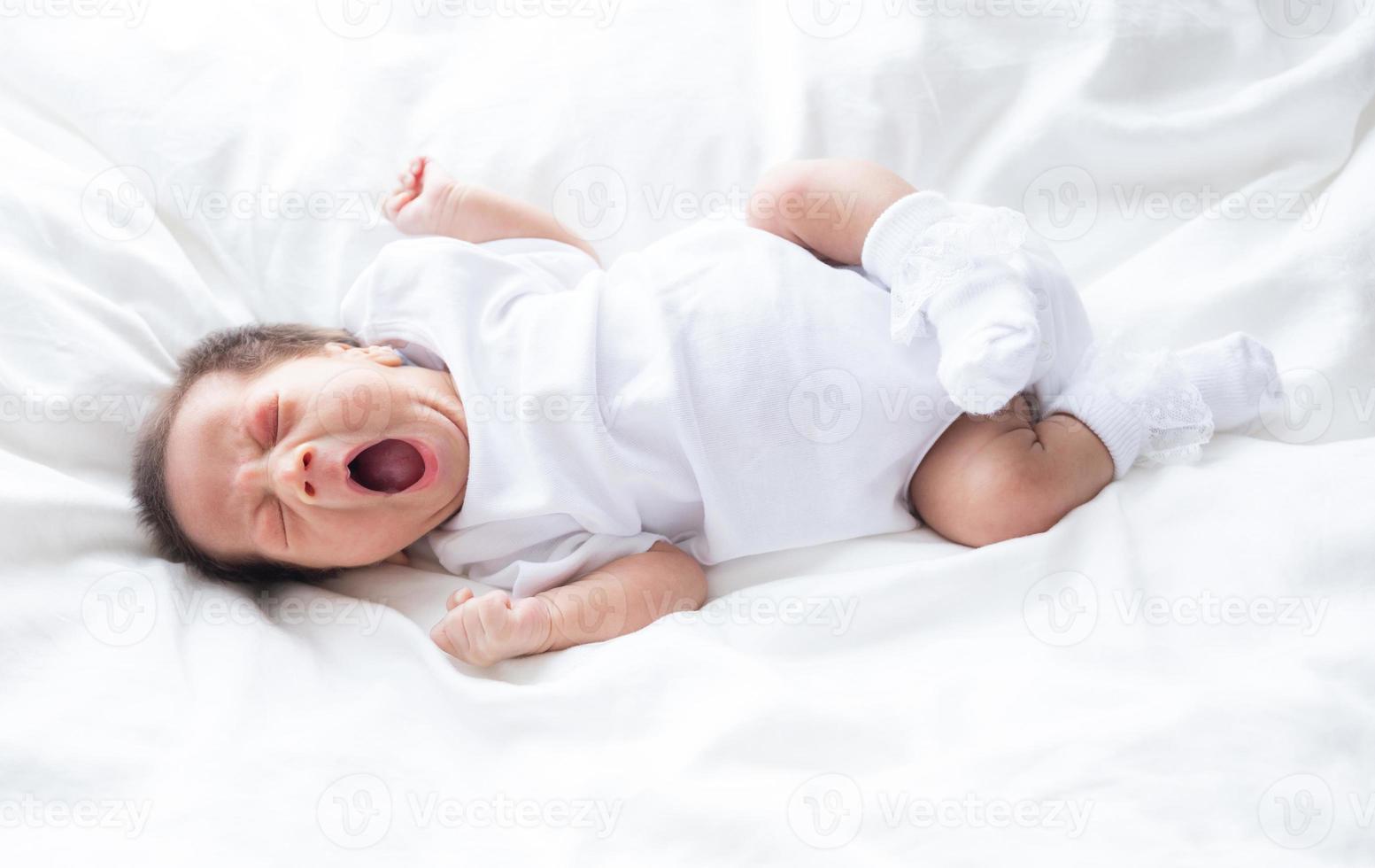 bebê asiático foto