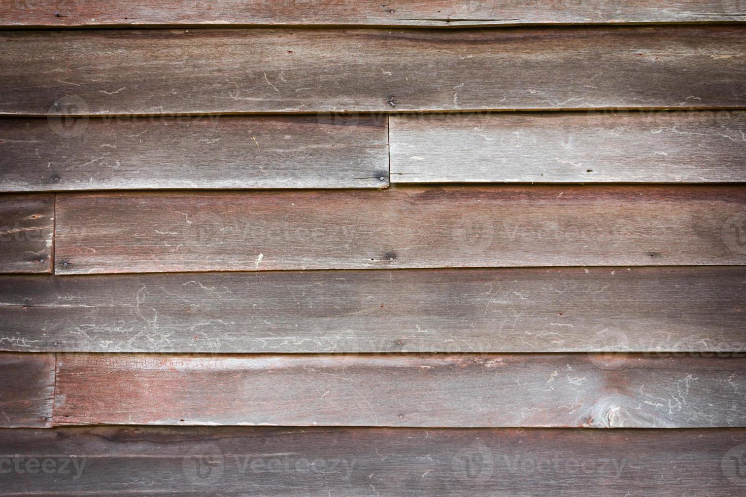 closeup de fundo de madeira velho para design foto