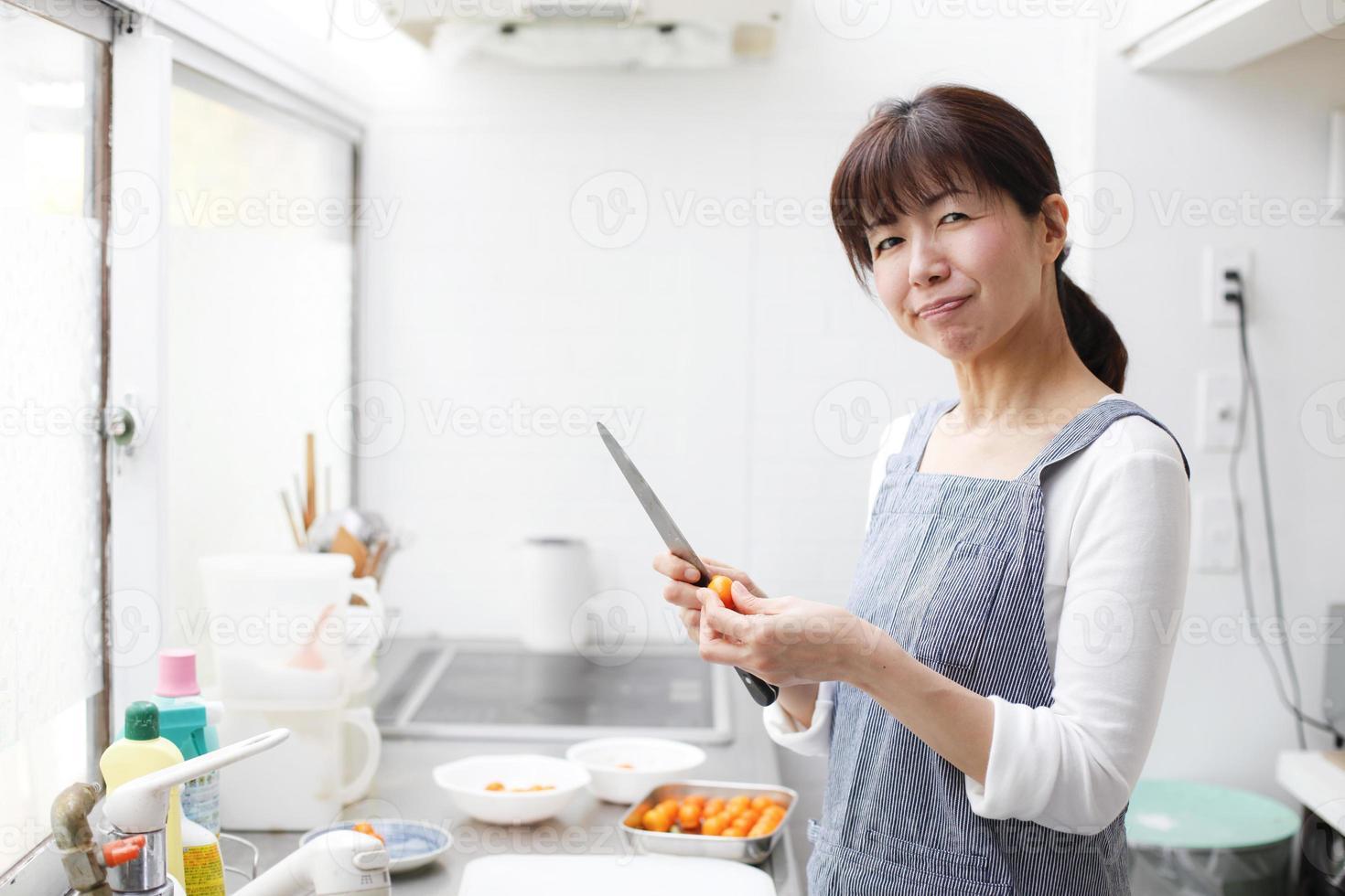 dona de casa foto