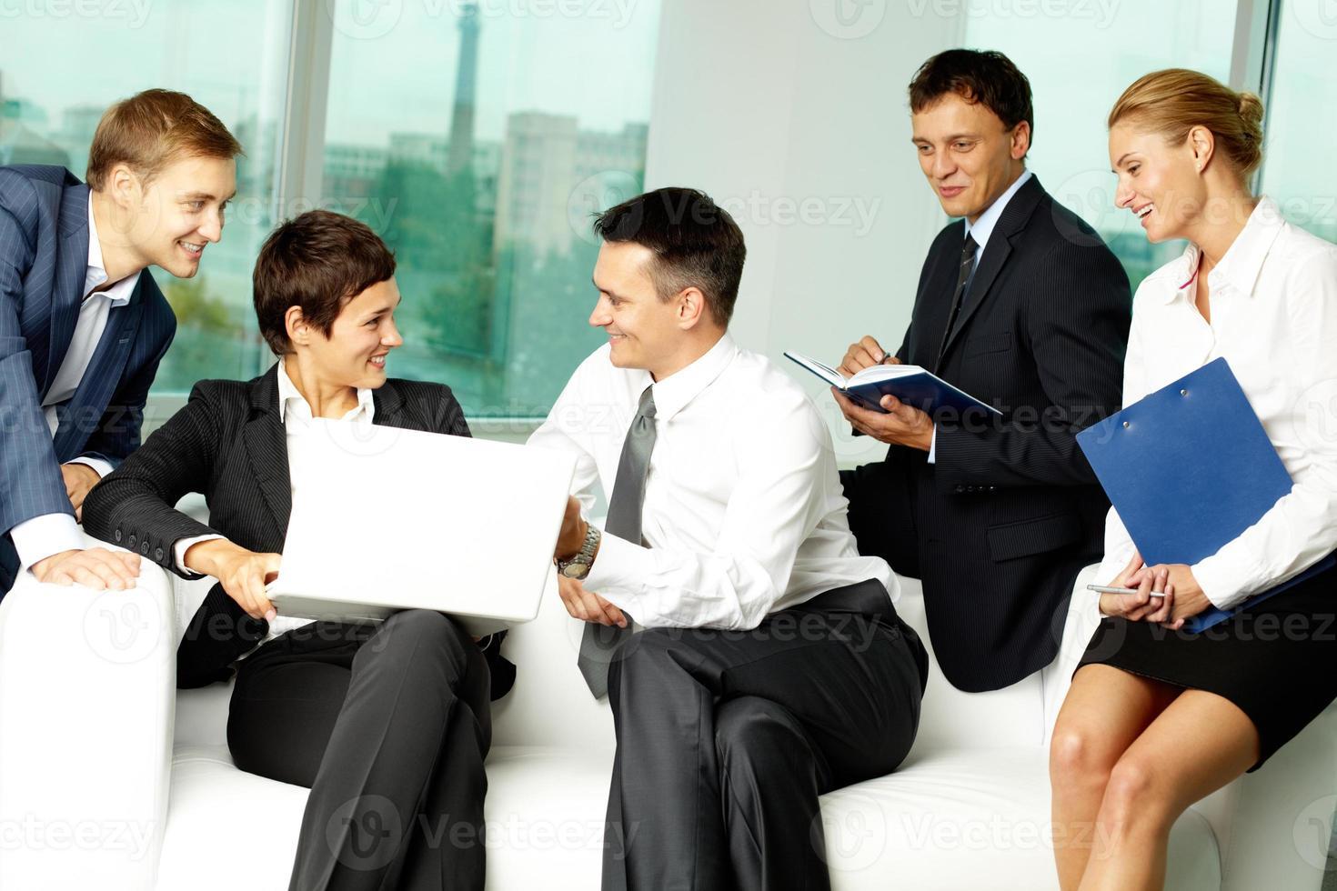 comunicação Empresarial foto