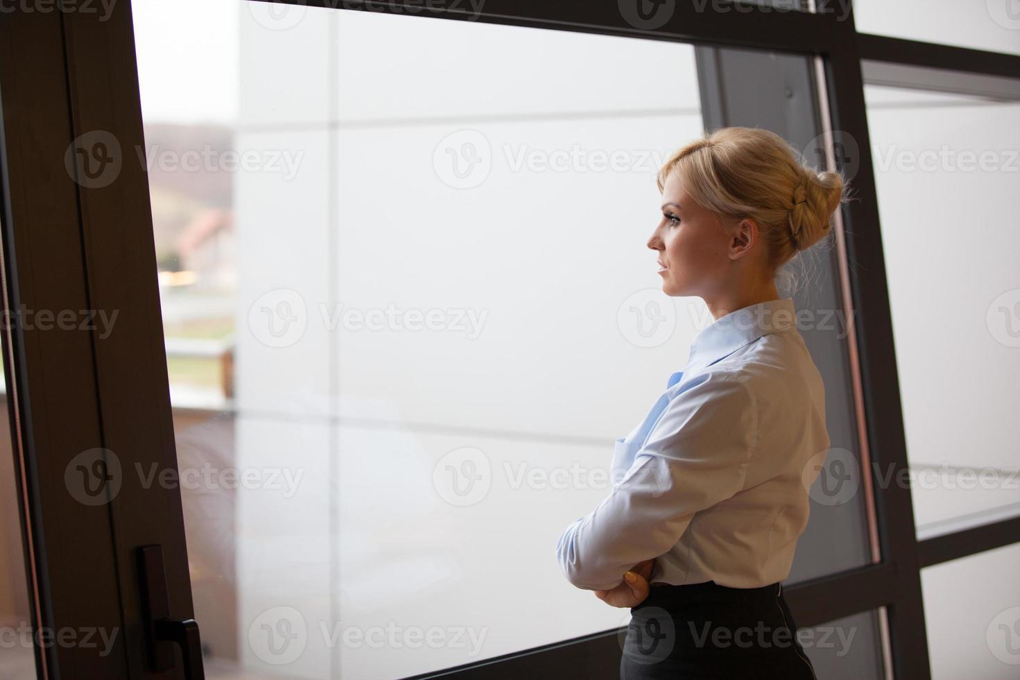 mulher de negócios foto