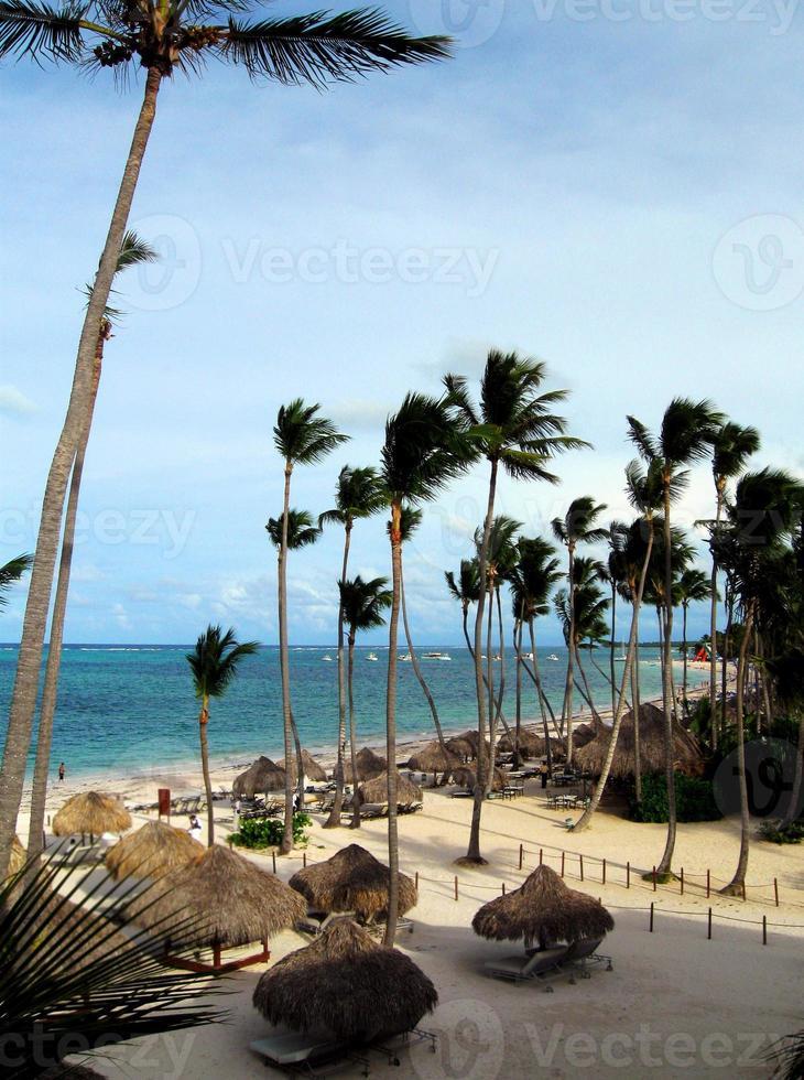 praia dominicana foto