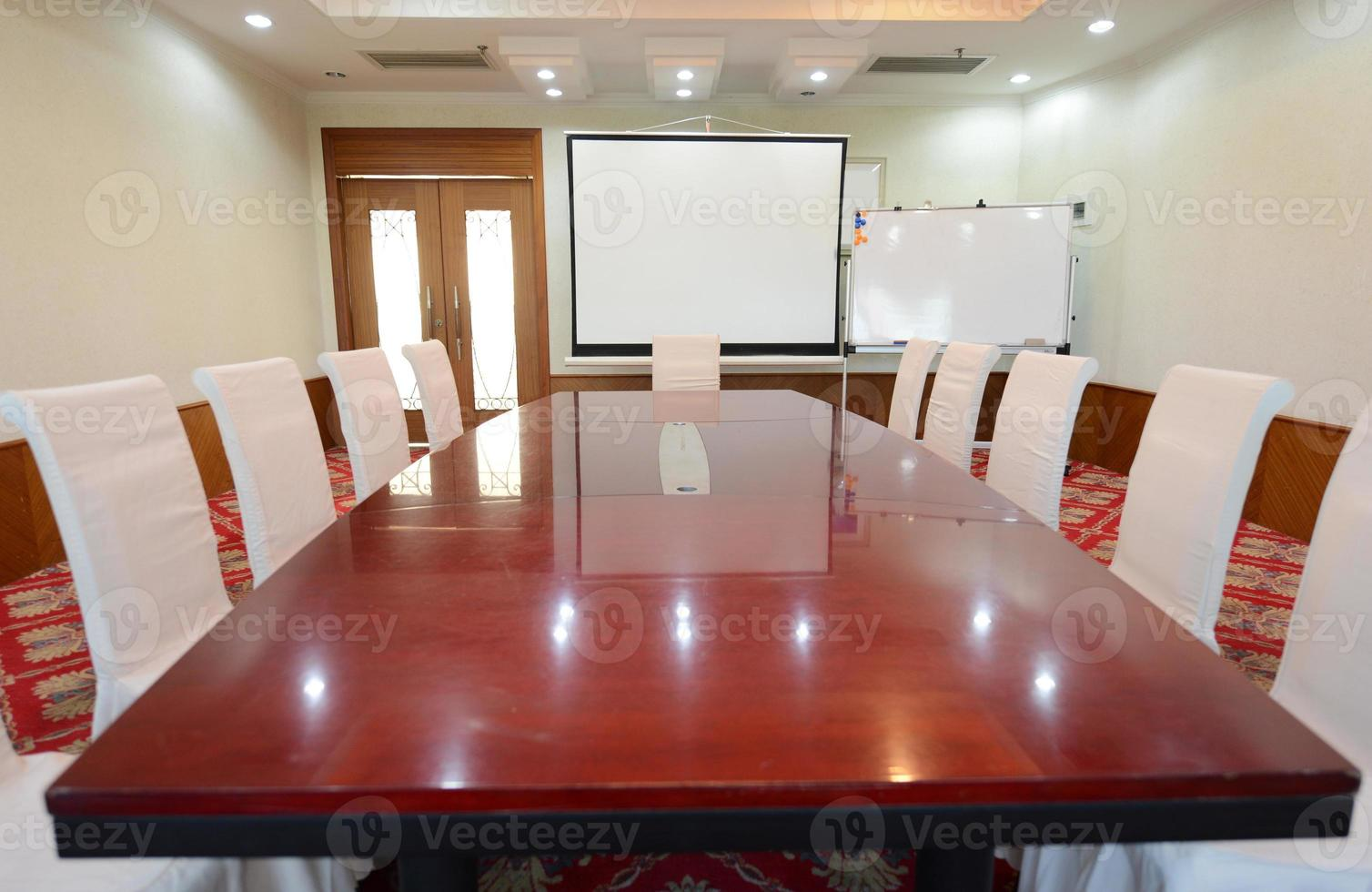 sala de reuniões foto