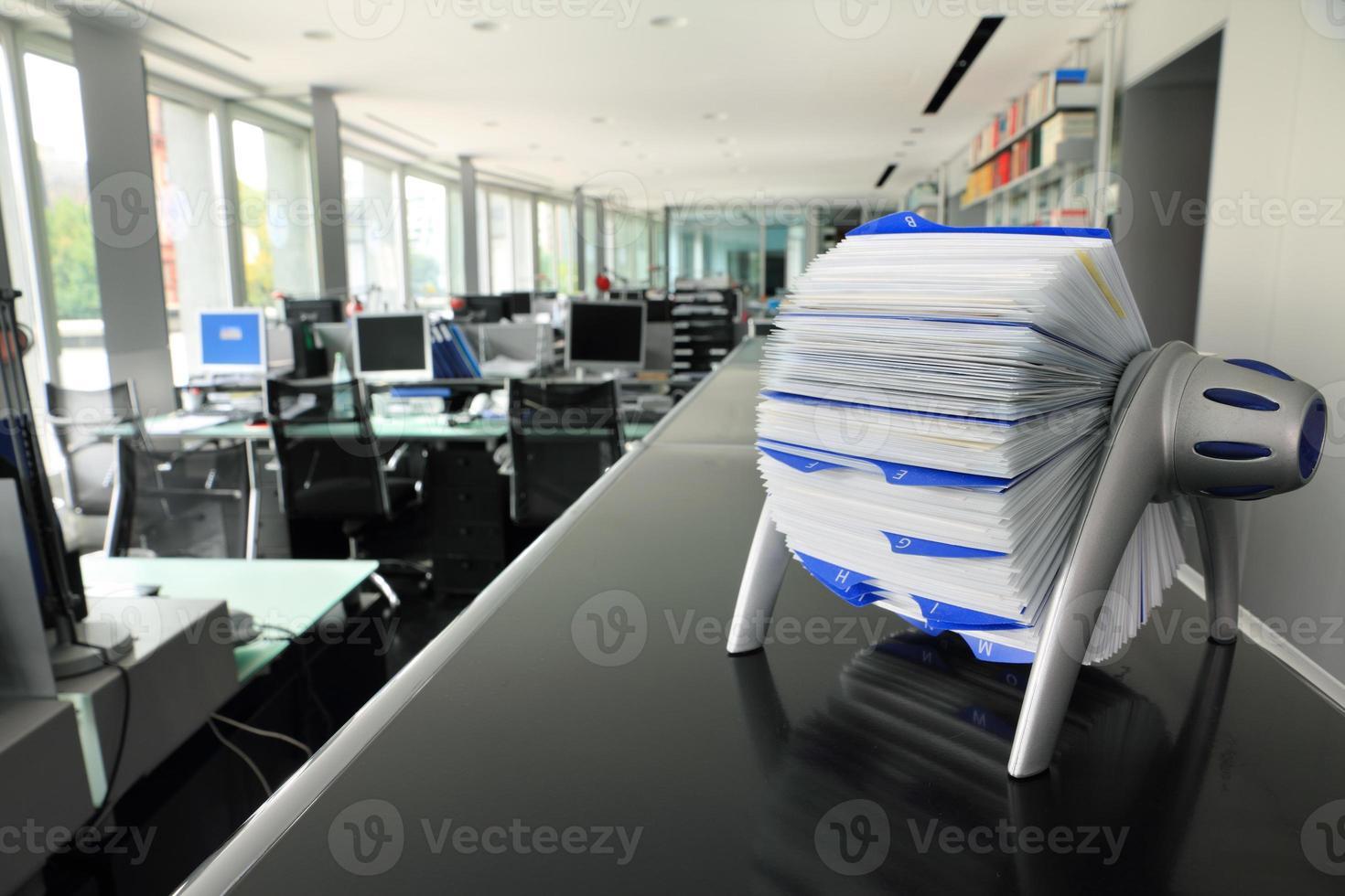 escritório moderno foto