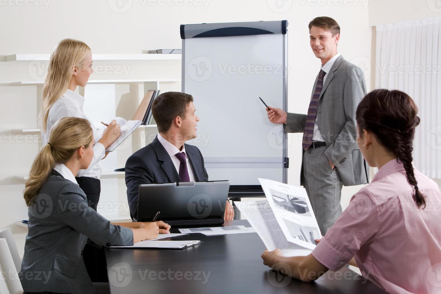 educação empresarial foto