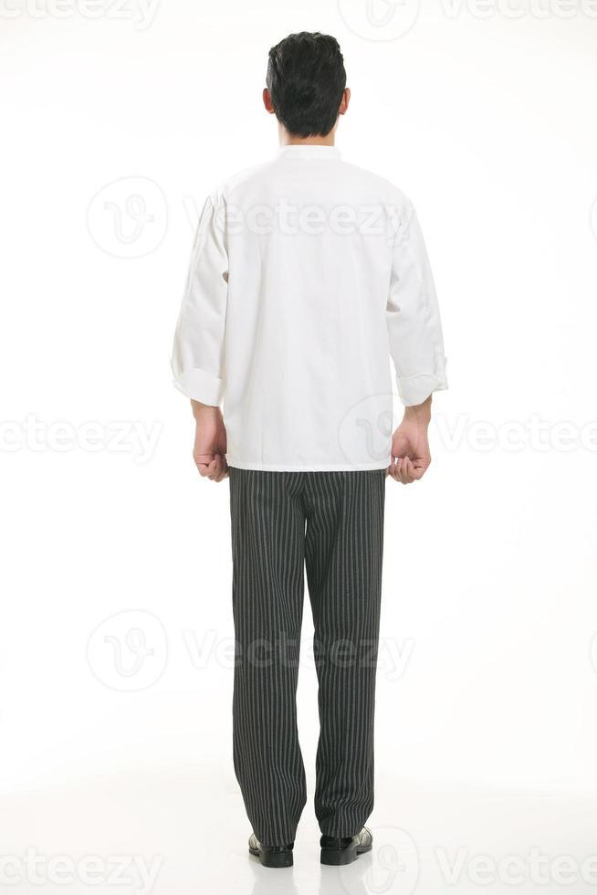 vestir ocupação cozinheiro foto