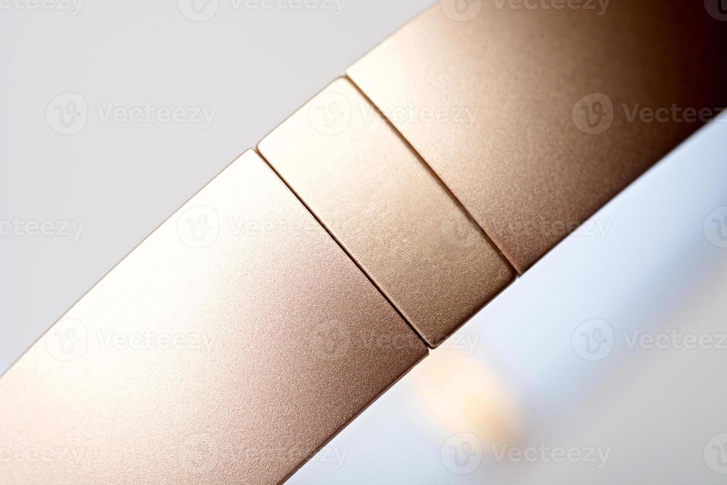 detalhe do design do fone de ouvido foto