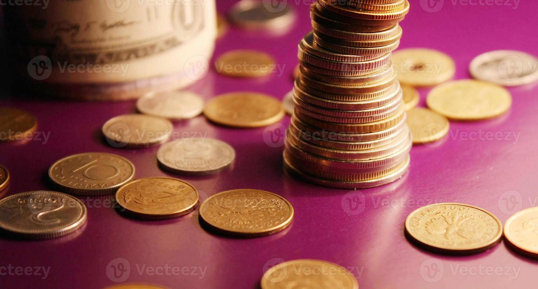 conceito de finanças foto