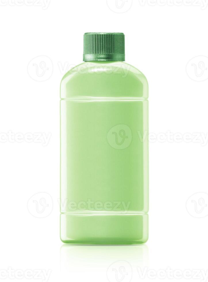 frasco de shampoo foto