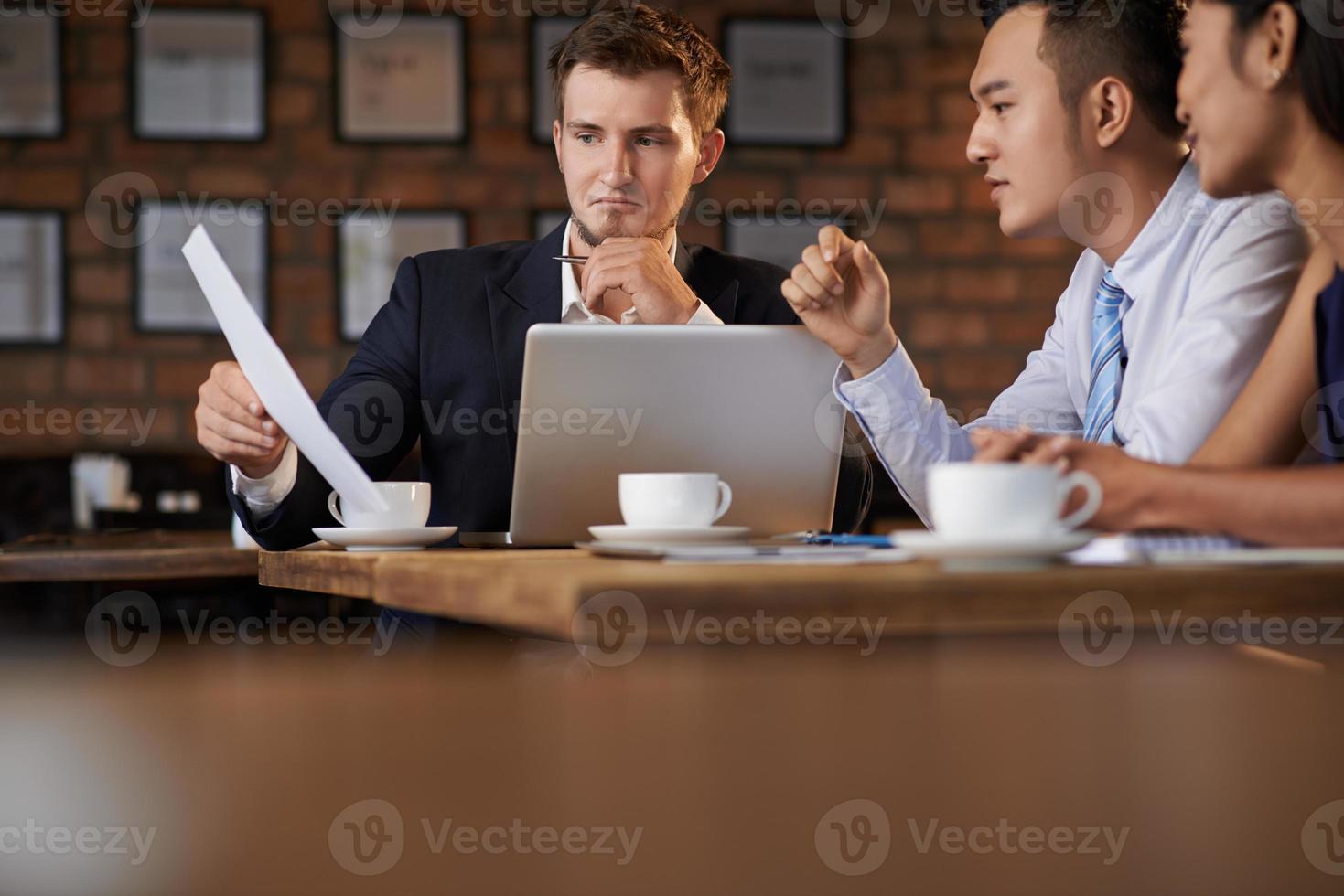 ideias de start-up foto