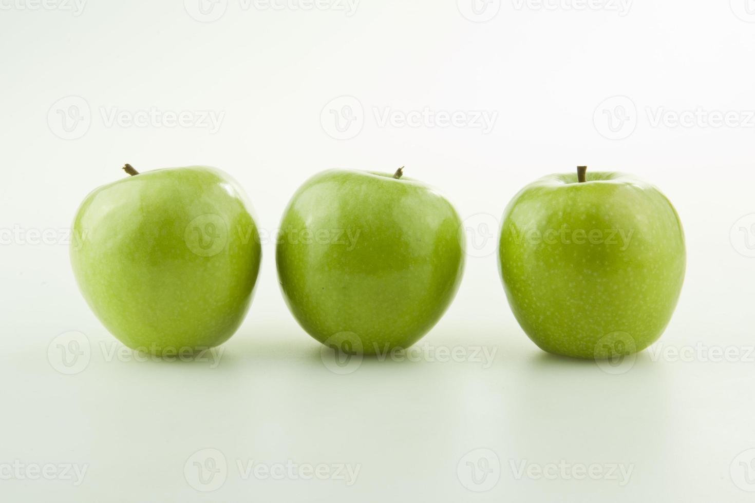 vovó smith maçãs foto