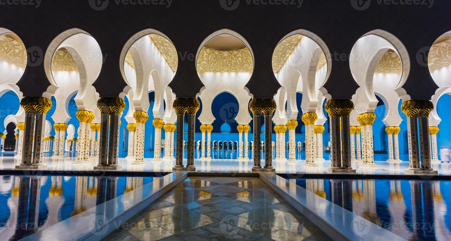 a mesquita shaikh zayed foto
