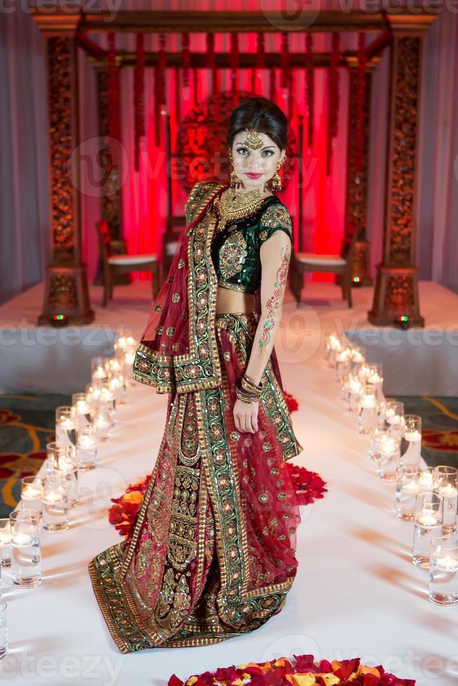 garota indiana foto