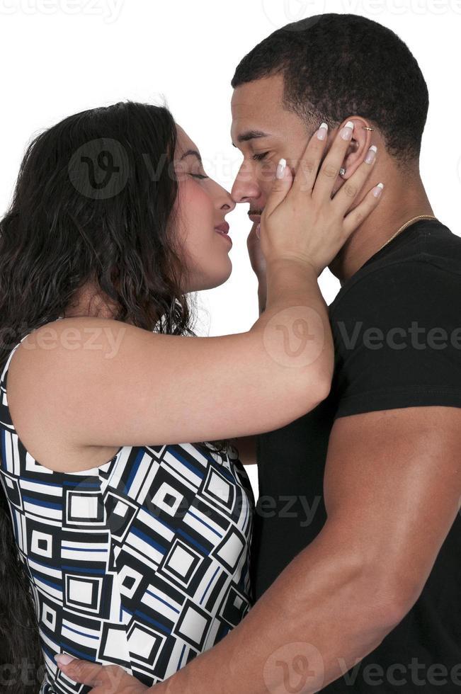 Casal apaixonado foto